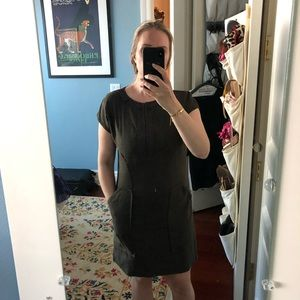 Elie Tahari Linen Dress